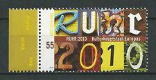 Bund Mi.Nr. 2776** (2010) postfrisch/Ruhrgebiet - Kulturhauptstadt Europas 2010