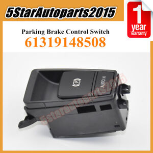 61319148508 Dossy Parking Brake Control Switch Auto H for BMW X5 E70 X6 E71 E72