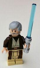 Lego star wars OBI WAN KENOBI MINI FIGURINE DE 75173 DE LUKE LANDSPEEDER