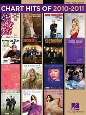 Chart Hits Of 2010-2011 (Chart Hits of Piano Vocal Guitar), Hal Leonard Corp., N