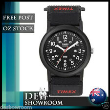 "Timex Men's ""Camper"" Nylon Fastwrap Watch, T2P322 --- Free Shipping in AU"