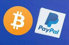 Paypal To BTC 0.005 Mining Contract  24 Hours Crypto Asset