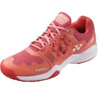 Yonex Power Cushion Sonicage Women's Tennis Shoe (Coral)