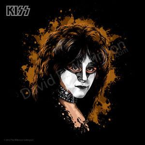 "KISS ""The Fox"" Art Giclee' by David E. Wilkinson"