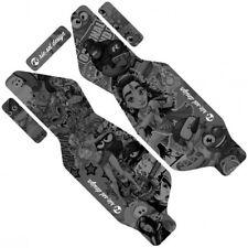 Riesel fourche protection film de protection Autocollants Decals MTB Vélo sbomb-UB
