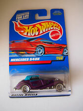 Hot Wheels 1997 ISSUE MERCEDES 540K COLLECTOR #788