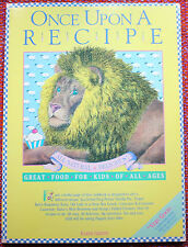 Once Upon a Recipe: Delicious, Healthy Foods for Kids of All Ages * Paperback