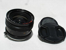 RARE BELL & HOWELL  24mm F 2.8 wide angle  lens  (62mm filter size) for NIKON