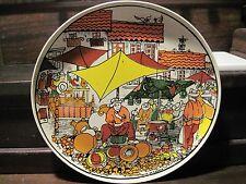 Antiques Decorative Hanging Plate Feria En Cuenca Vintage Decor Online Shop
