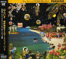 HARUOMI HOSONO & YELLOW MAGIC BAND-PARAISO-JAPAN CD E78