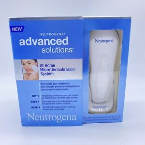 Neutrogena Advanced Solutions, At Home MicroDermabrasion System, New Sealed