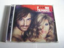 cd david guetta: F*** me i'm famous ibiza mix 2012