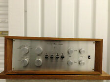 Marantz 7 Preamp with pair of 9 Amplifers Updated