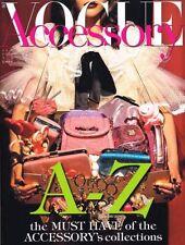 September Quarterly Vogue Magazines