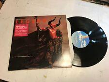 LEGEND OST LP Tangerine Dream Bryan Ferry '86 PROMO tim curry soundtrack origina