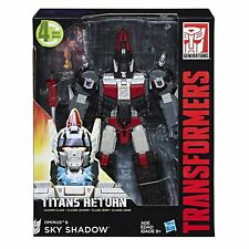 Transformers Generation Leader Titans Return Sky Shadow and Ominus Hasbro Figure