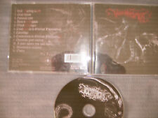 Vociferous - s/t CD Polish Black Thrash Metal (aura noir skeletonwitch)