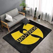 WU-TANG CLAN Rugs Anti-skid Area Rug Living Room Bedroom Floor Mat Soft Carpet