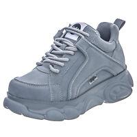 Buffalo Corin - Grey - Sneakers Basse Donna Grigio