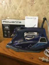 Rowenta DW9280 Steamforce Steam Iron.  BRAND NEW WITH Open BOX