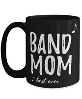 Band Mom Coffee Mug Funny Musician Mother Gift Cup