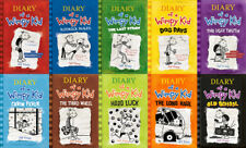 Diary Of A Wimpy Kid Collection 1-10(Jeff Kinney )[EPUB][PDF][KINDLE][ENGLISH]