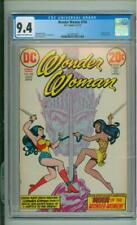 Wonder Woman #206 CGC 9.4 Origin Of Nubia Bondage Cover 1973