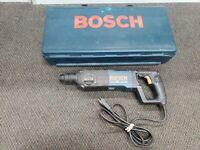 "Bosch Bulldog 11224VSR 7/8"" SDS-Plus Bulldog Rotary Hammer Tool Only + Hard Case"