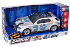 Teamsterz Medium Light & Sound Police Interceptor Car Kids Children Toy New