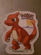 Pokemon collectible magnet Charmeleon #05