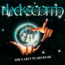BLACKSMITH - Gipsy Queen - The Early Years 83-86 (NEW*SWE 80's METAL/NWOBHM)