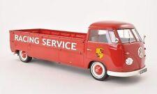 Premium Classixxs VW T1 Pick up long Porsche Racing Service 1:18 *New!