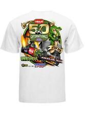 2019 NHRA Gatornationals T-Shirt 50th Anniversary Size S