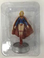 Eaglemoss DC Chess Figure Piece Opened in Box Pawn Supergirl