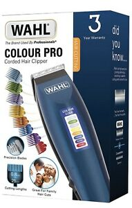 WAHL COLOUR PRO CORDED HAIR CLIPPER (9155-2917) ~ IN STOCK ~ IMMEDIATE DISPATCH