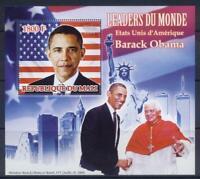 2010  Leaders Of The World Barack Obama Popes Benedict xvi Religion