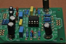 AUDIO DIY FULLY PCB STEREO PHONO RIAA AMPLIFIER DIY PREAMPLIFIER