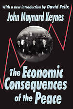 USED (VG) The Economic Consequences of the Peace by John Maynard Keynes