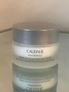 CAUDALIE - VINOPERFECT - Dark Spot Correcting Glycolic Night Cream - 15ml