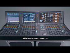 Yamaha Rivage Pm7 Digital Mixer w/ Dante & Twin Lane Card