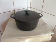 Cousances Le Creuset Gusseisen Bräter Nr. 20 sehr guter Zustand Made in France