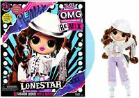 L.O.L. Lol Surprise OMG Remix Lonestar Fashion Doll 25 Surprises with Music