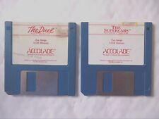 65815 Test Drive II The Duel - Commodore Amiga (1989)