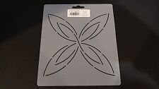 """Quilting Stencil -  6"""" Fairy Wings"""