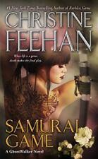 Samurai Game (GhostWalker Novel, A) Feehan, Christine Mass Market Paperback