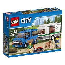 LEGO® City 60117 Van & Wohnwagen NEU OVP_ Van & Caravan NEW MISB NRFB
