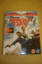 Knight And Day (Blu-ray, 2010) Extended Cut