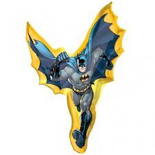 """BATMAN Azione forma Supershape Lamina Palloncino 27""""/69cm x 39""""/99cm Party Decorazione"""