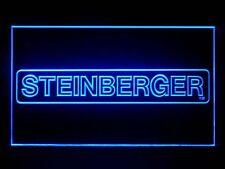 Steinberger Guitars Parts Ads Led Light Sign B