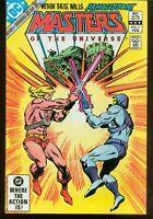 MASTERS OF THE UNIVERSE # 3 FEB 1983 DC COMICS ITEM: 19215